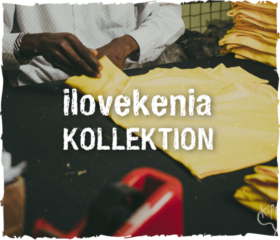 I Love Kenia Kollektion