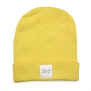 Paperboat Beanie Biobaumwolle / Made in EU sunflower yellow